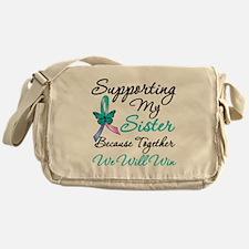 Thyroid Cancer Sister Messenger Bag