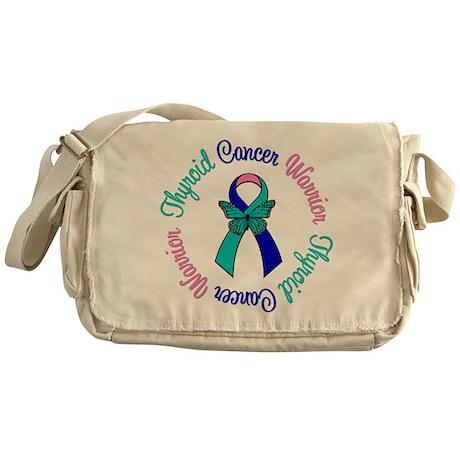 Thyroid Cancer Messenger Bag