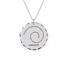 Meaning of Namaste Necklace