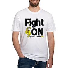 Fight On Sarcoma Cancer Shirt