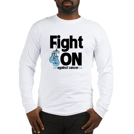 Fight On Prostate Cancer Long Sleeve T-Shirt