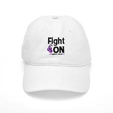 Fight On Pancreatic Cancer Baseball Cap