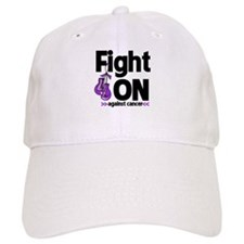 Fight On Pancreatic Cancer Baseball Cap