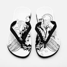 Lion of Judah Flip Flops