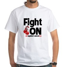 Fight On Oral Cancer Shirt