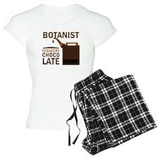 Botanist Chocoholic Gift Pajamas