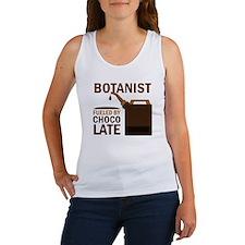 Botanist Chocoholic Gift Women's Tank Top