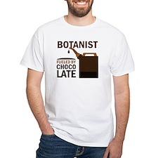 Botanist Chocoholic Gift Shirt