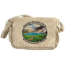 Olympic National Park Messenger Bag