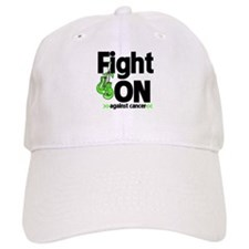 Fight On Lymphoma Baseball Cap
