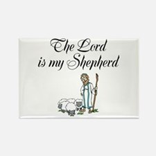 The Lord is my Shepherd Rectangle Magnet (10 pack)