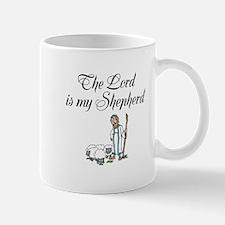 The Lord is my Shepherd Mug
