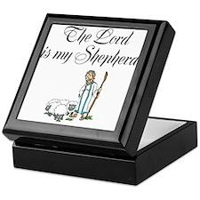 The Lord is my Shepherd Keepsake Box