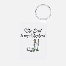 The Lord is my Shepherd Keychains