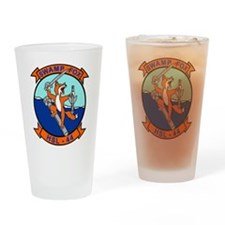 Hsl-44 Swamp Fox Drinking Glass