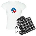 Pengy Love Women's Light Pajamas