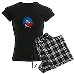 Pengy Love Women's Dark Pajamas
