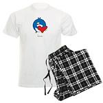 Pengy Love Men's Light Pajamas