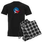 Pengy Love Men's Dark Pajamas