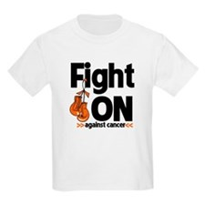 Fight On Kidney Cancer T-Shirt