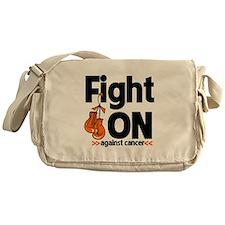 Fight On Kidney Cancer Messenger Bag