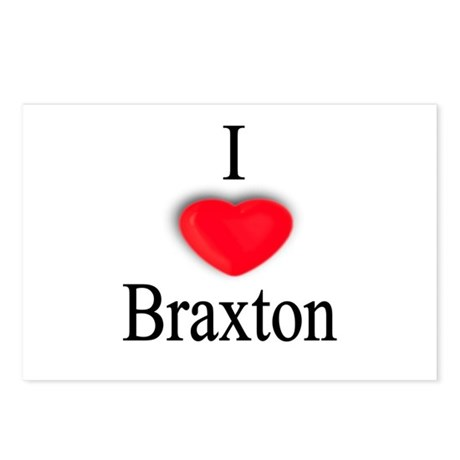 Braxton Postcards (Package of 8)