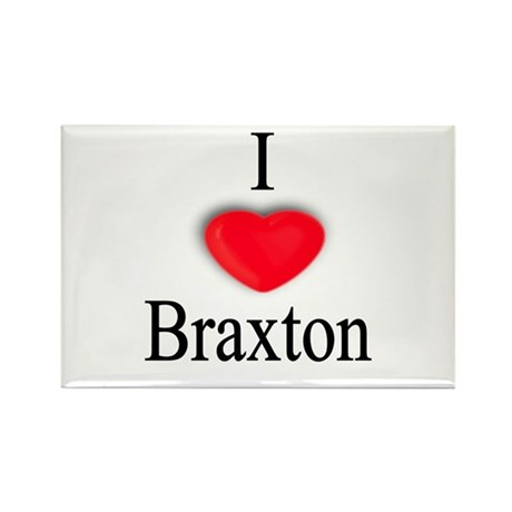 Braxton Rectangle Magnet (10 pack)