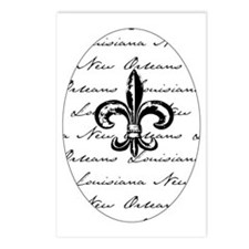 New Orleans, Louisiana Postcards (Package of 8)