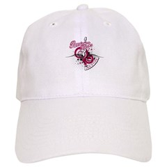 Head Neck Cancer Remission Baseball Cap