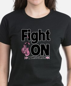 Fight On Breast Cancer Tee