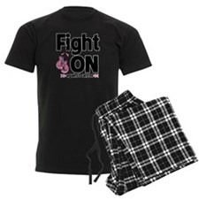 Fight On Breast Cancer Pajamas