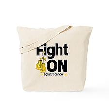 Fight On Childhood Cancer Tote Bag