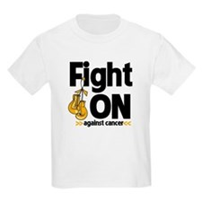 Fight On Appendix Cancer T-Shirt