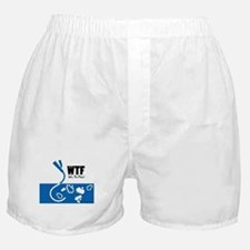WTF - Why The Foley 01 Boxer Shorts