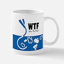 WTF - Why The Foley 01 Mug