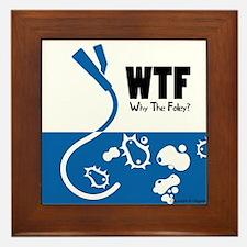 WTF - Why The Foley 01 Framed Tile