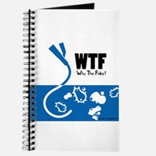 WTF - Why The Foley 01 Journal