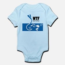 WTF - Why The Foley 01 Infant Bodysuit