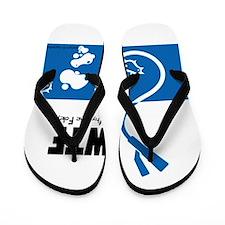 WTF - Why The Foley 01 Flip Flops
