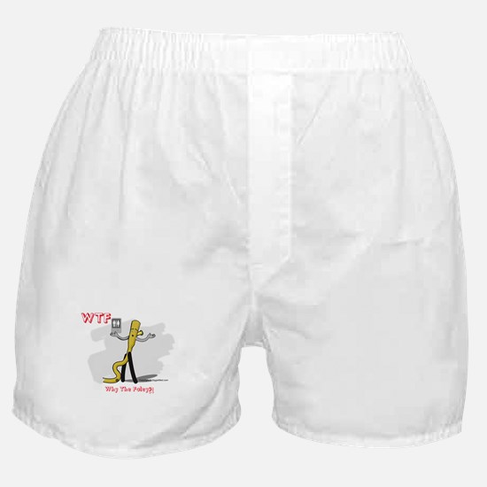 WTF - Why The Foley 03 Boxer Shorts