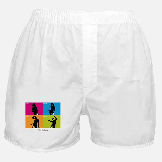WTF - Why The Foley 04 Boxer Shorts