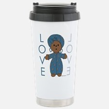 Cute Rag doll Travel Mug