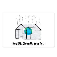 Hey EPA Postcards (Package of 8)