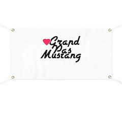 Grand Pas Mustang Banner