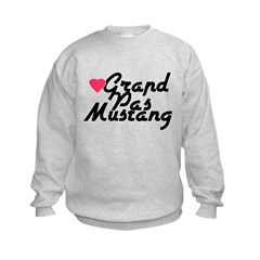 Grand Pas Mustang Sweatshirt