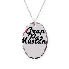 Grand Pas Mustang Necklace