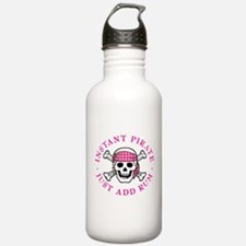 Instant Pirate Lady Water Bottle