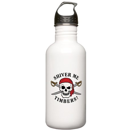 Shiver Me Timbers! Stainless Water Bottle 1.0L