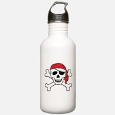 Funny Pirate Water Bottle