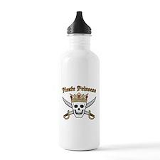 Pirate Princess Water Bottle